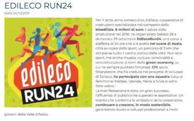 Edileco RUN24
