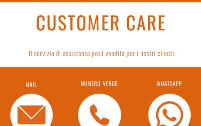 Assistenza Edileco: un servizio in più per i nostri clienti
