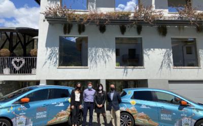 Conferenza stampa Edileco Mobility Sharing con Gruppo Sicav 2000 e GaiaGo
